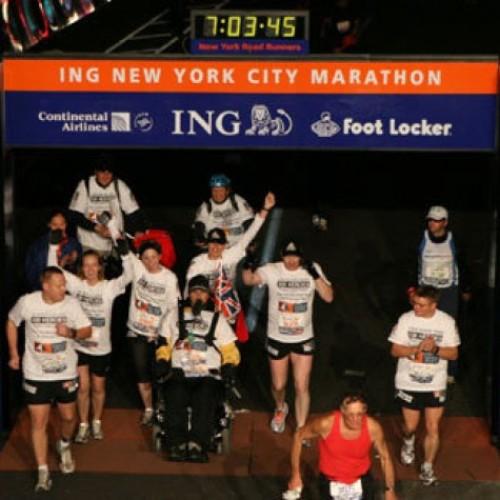 Matt's marathon