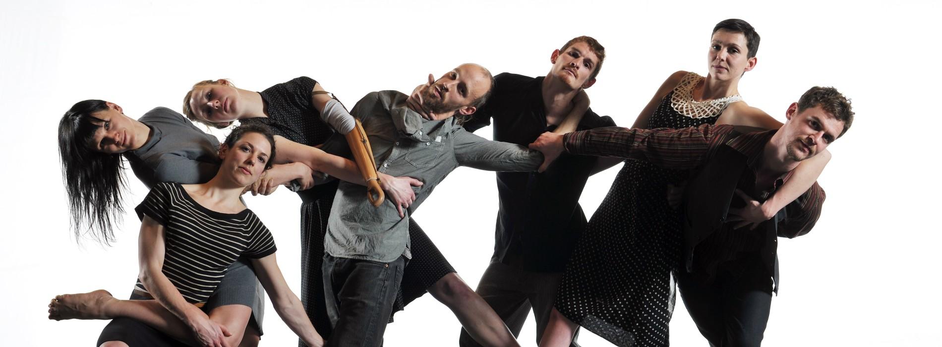 Turning 20 – Celebrating twenty years of the Candoco Dance Company