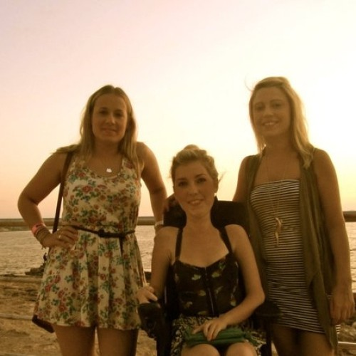 Ibiza clubbing!