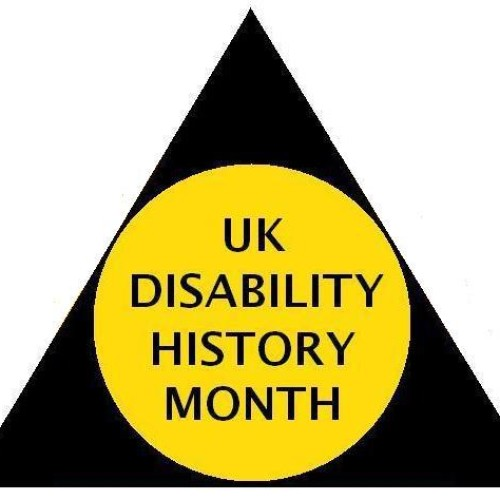 UK Disability History Month!