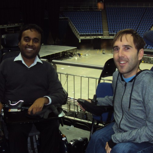 Disability Horizons goes on tour at The O2 Arena!