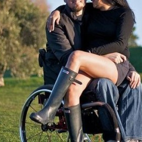 Disability and sex: fun with firsts