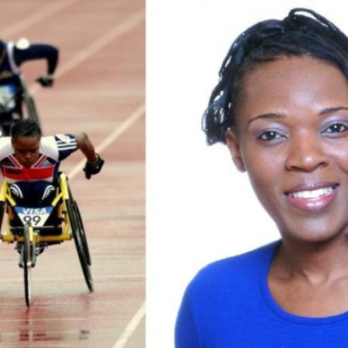 Strike for Gold! Q&A with Paralympic athlete Anne-Wafula Strike