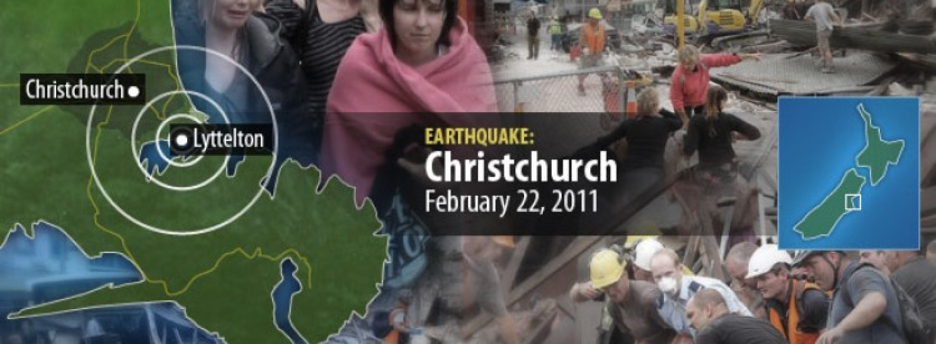 My life after the New Zealand Earthquakes