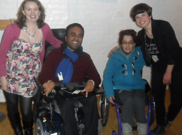 Subtle Kraft Co disabled dancing | Wheelchair dancing | Disability Horizons