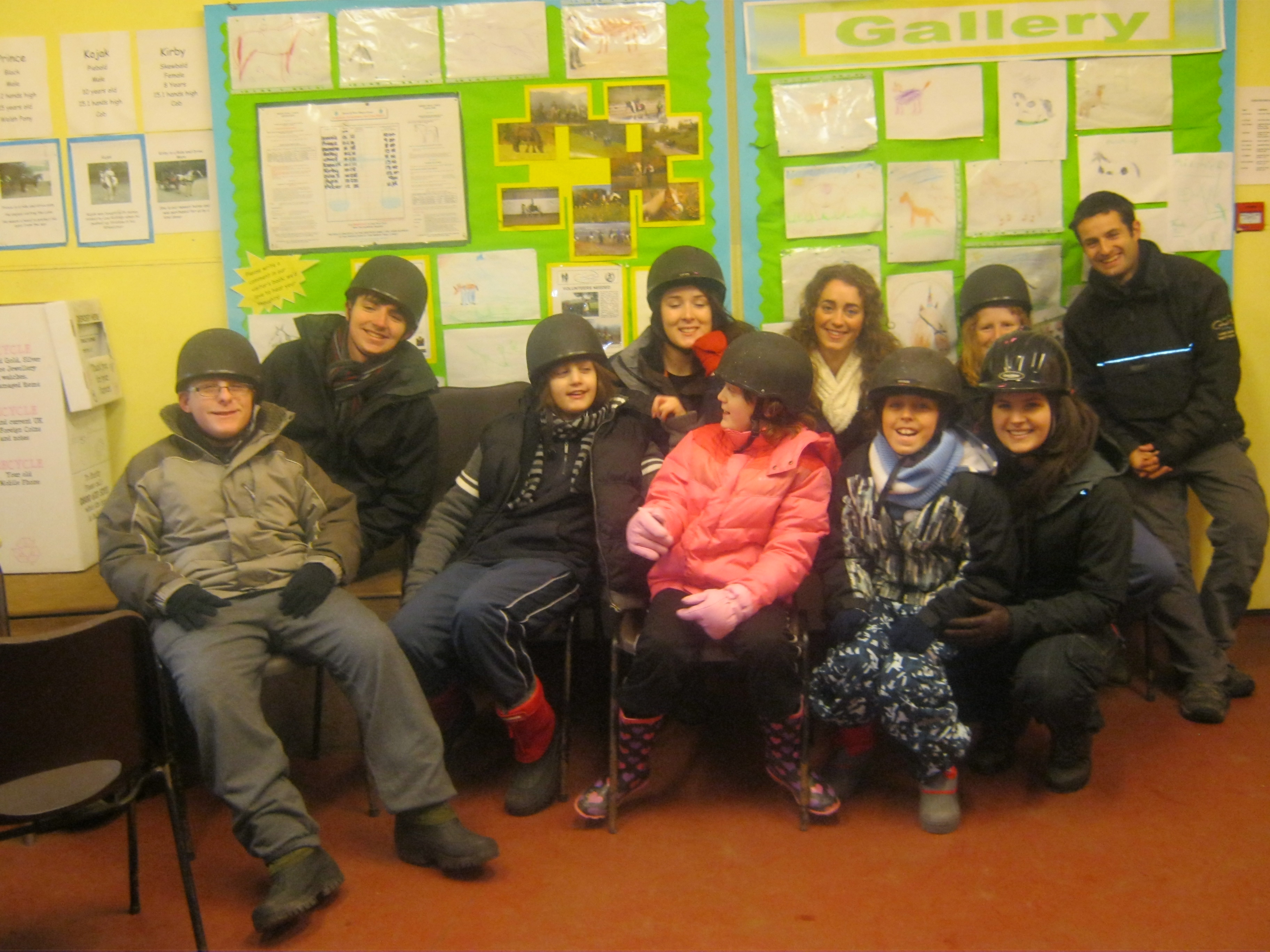 Group at Calvert Trust | Accessible travel Lake District