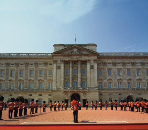 Buckingham Palace accessibility - London accessible attractions