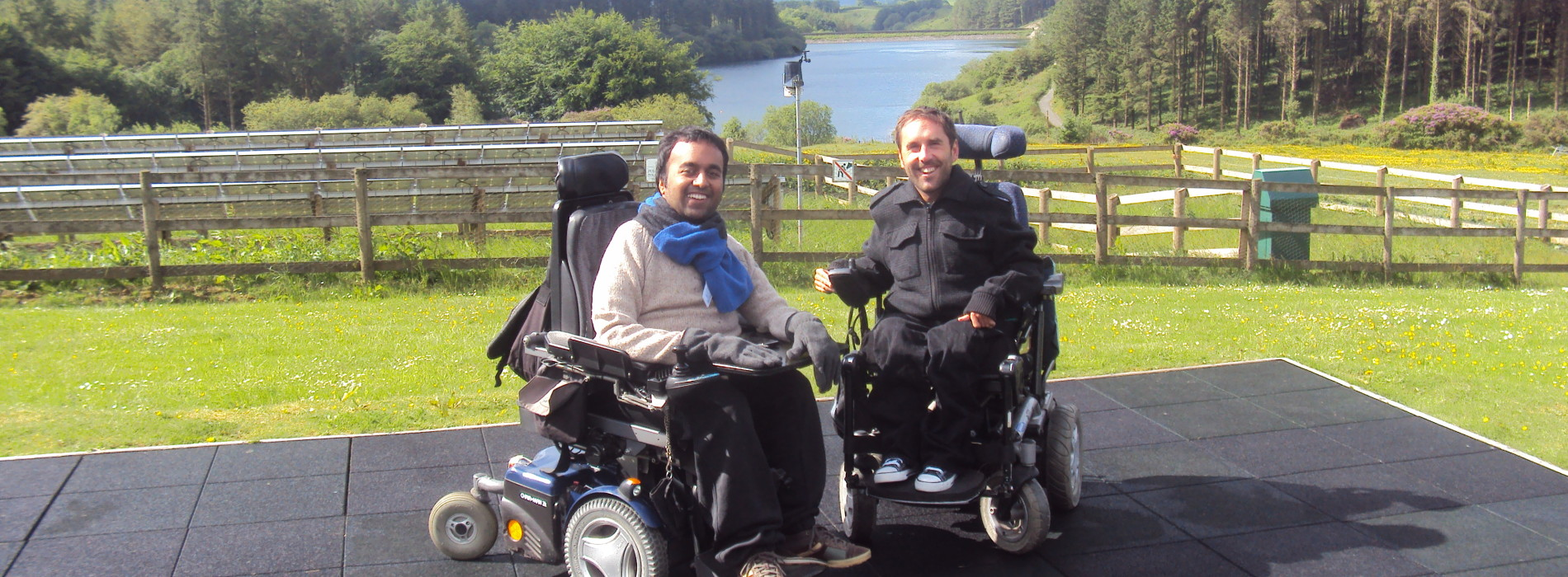 Accessible adventures in Exmoor with the Calvert Trust