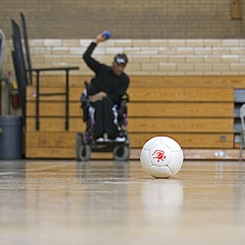 Paralympic Games 2012: Boccia requires skills rather than strength