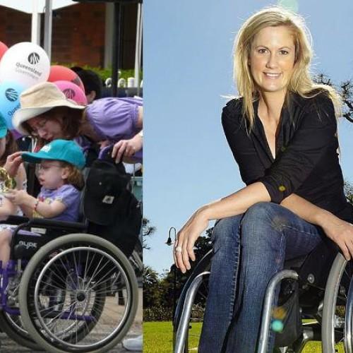 Paralympic athlete Karni Liddell's journey