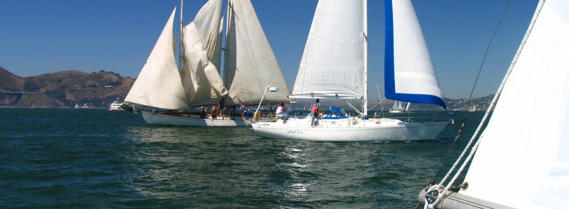 Paralympic Games 2012: the freedom of sailing