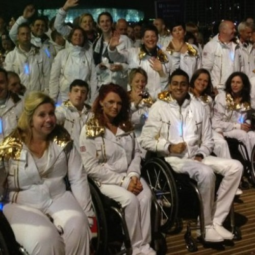 The Paralympic Games 2012: day 1