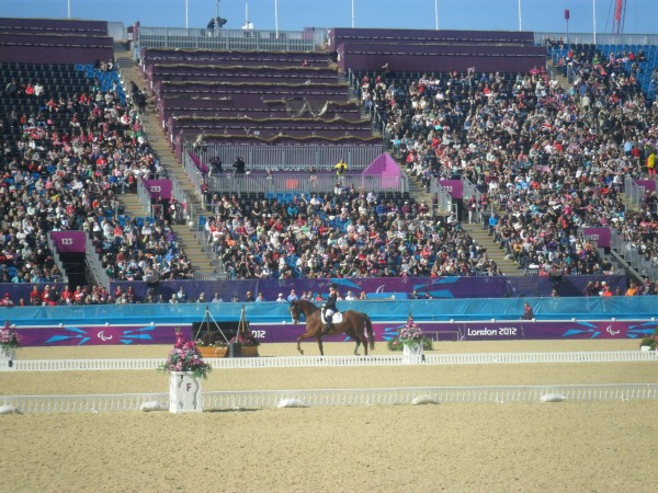 Paralympic Equestrian | Paralympic Games 2012