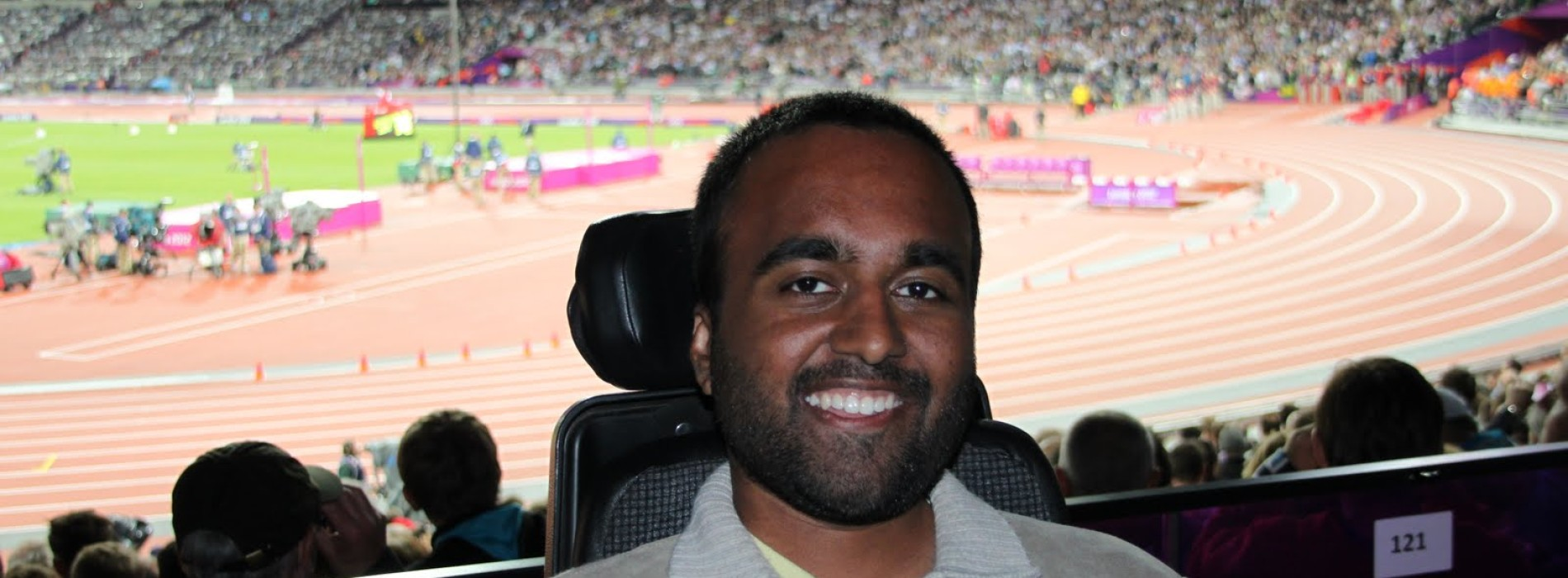 Srin Madipalli: get me to the Olympic Games!