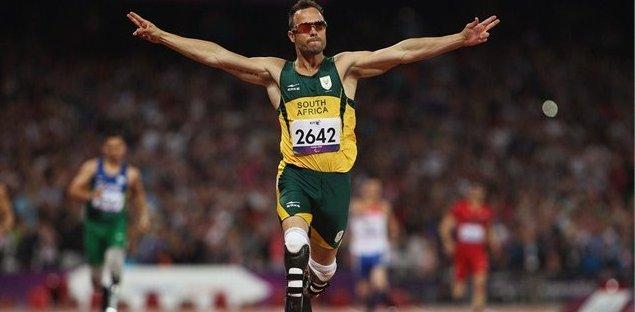 Oscar Pistorius - Paralympics