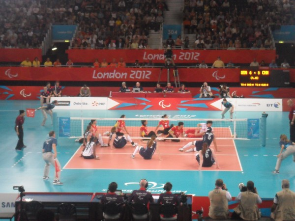 Sitting Volleyball - Paralympic Games