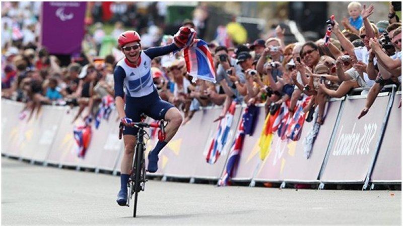 Sarah Story - Paralympics