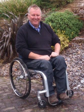 Dave Hawkins at Cyclone Technoligies