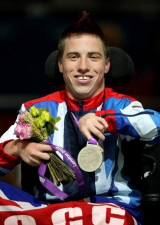 David Smith 2012 London Paralympic Games