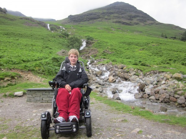 Accessible holidays - Lake District