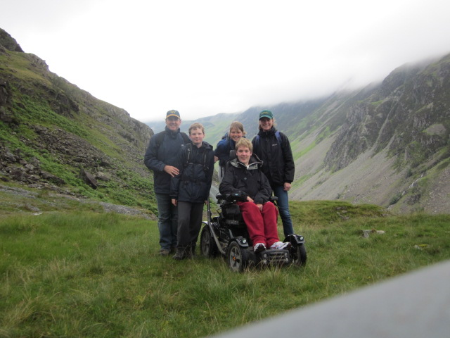 Accessible Lake District