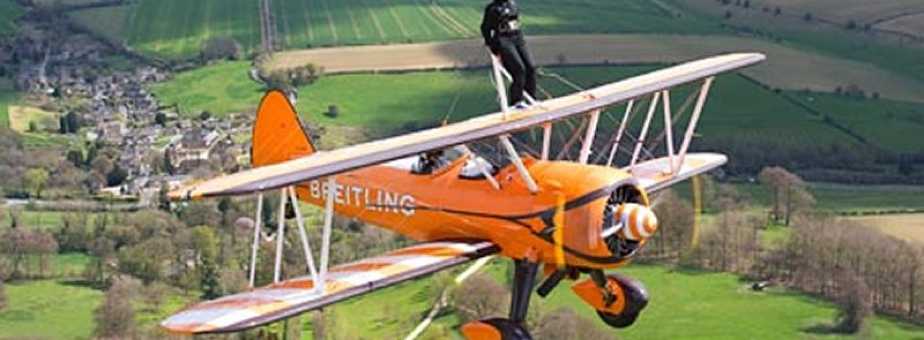 Wing walking with Duchenne: realising a dream