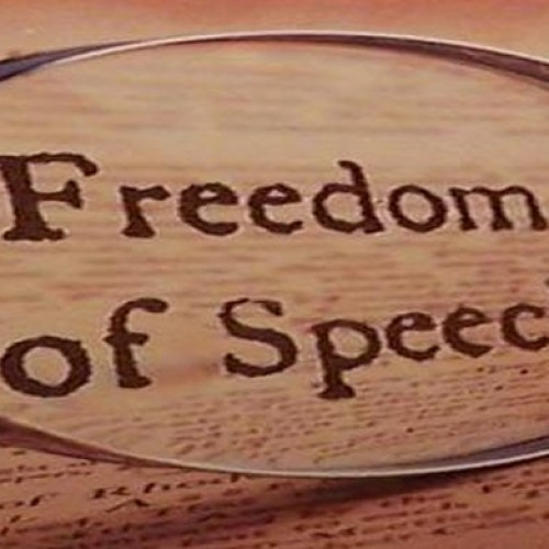 Disability and the media: free speech is everything