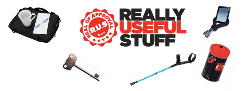 Really Useful Stuff | Disability products
