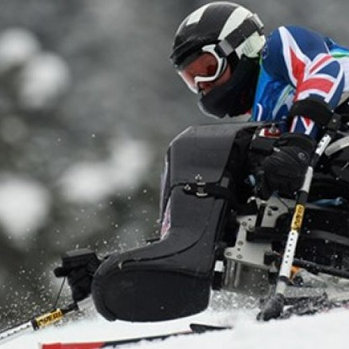 Q&A with disabled skier Talan Skeels-Piggins