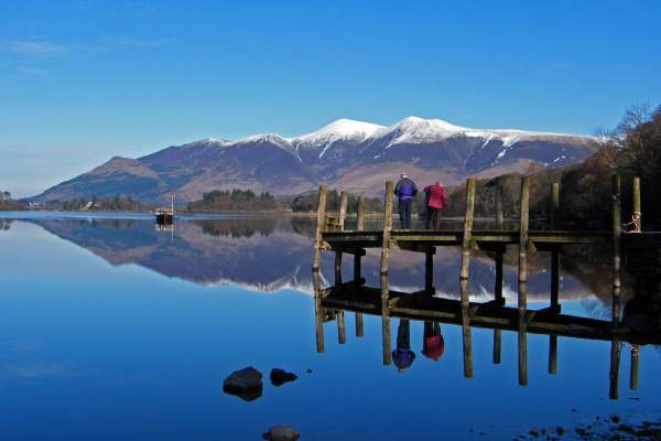 Derwentwater Lake District
