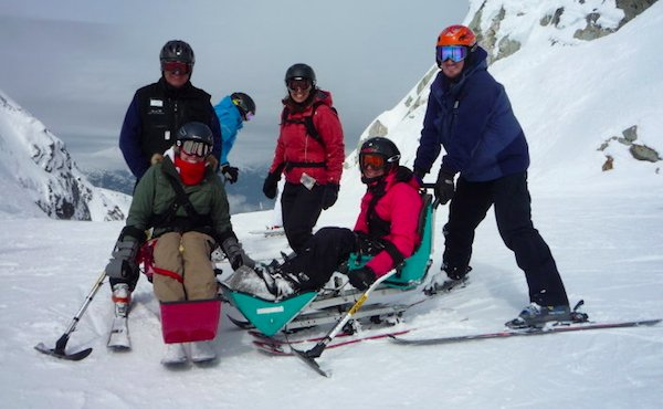 Whistler - Adaptive Ski Program