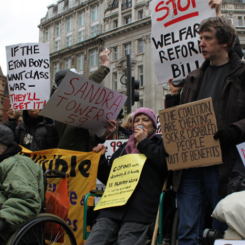 """Welfare is not a Lifestyle Choice""… neither is Disability!"