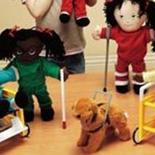 Toys with disabilities and why they matter