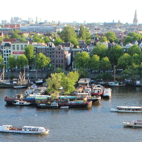 Guest post: travelling cheaply in amsterdam