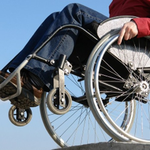 Embracing acquired disability: in it together