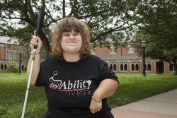 Ashley Bernard - disability & dwarfism