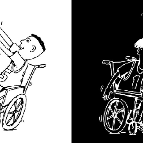 Choosing a wheelchair for sporting activities