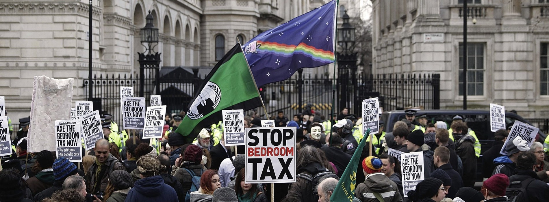 'Bedroom Tax' letting disabled people go hungry
