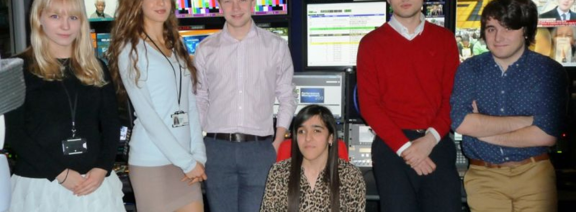 Job shadowing at CNN: encouraging talent no matter what your disability