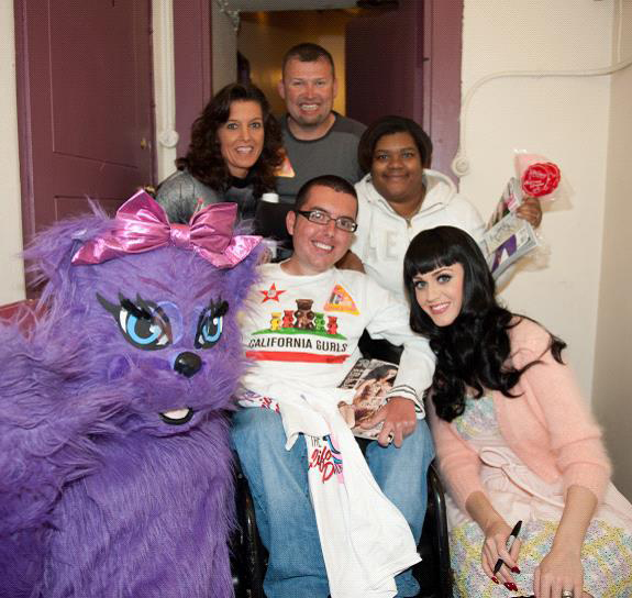 Cory Lee and Katy Perry