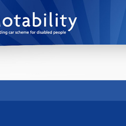 Getting the most out of Motability