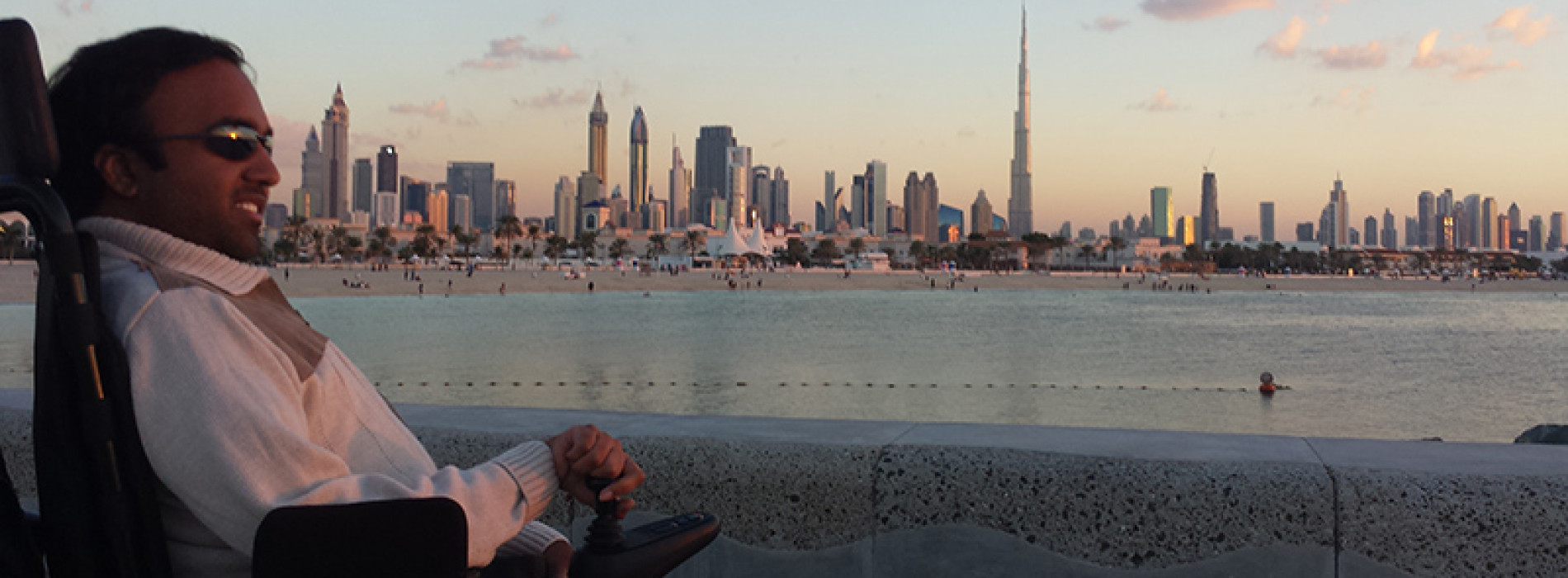 Accessibility in Dubai: the great, the good, the bad and the annoying