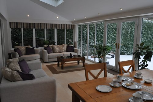 Oliver James Garden Rooms