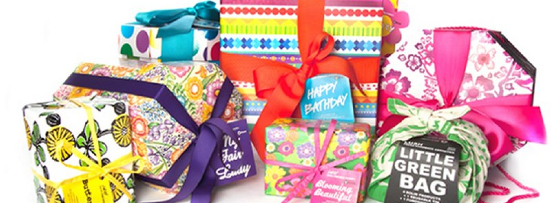 Easter holiday competition: win a Lush gift set worth £24.95