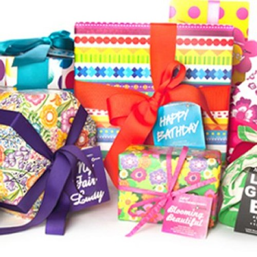 *NOW CLOSED* Easter holiday competition: win a Lush gift set worth £24.95
