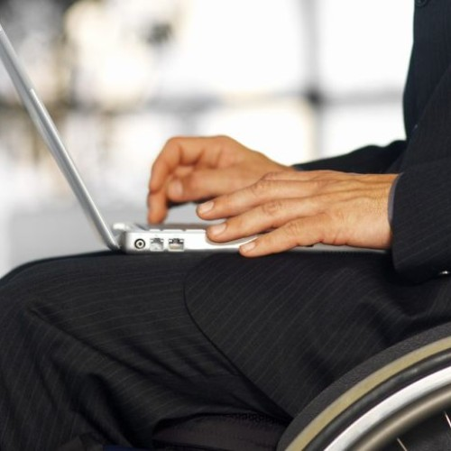 VIDEO interview: how to find a job if you're disabled