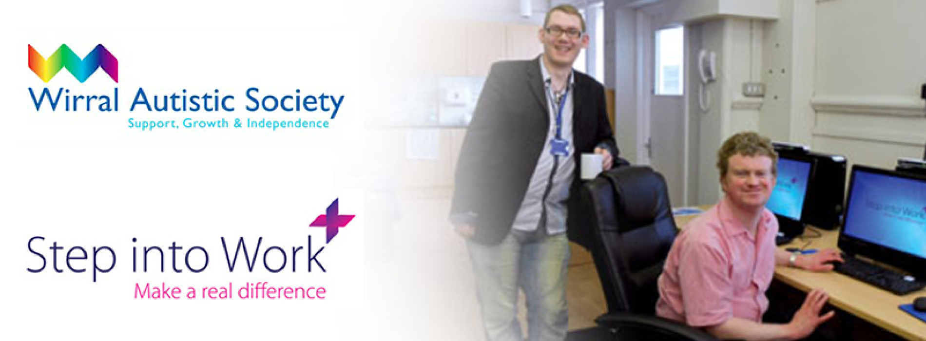 Step into Work Plus: an innovative way to get into work