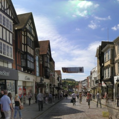 Inaccessible high street shops: retailers listen up!