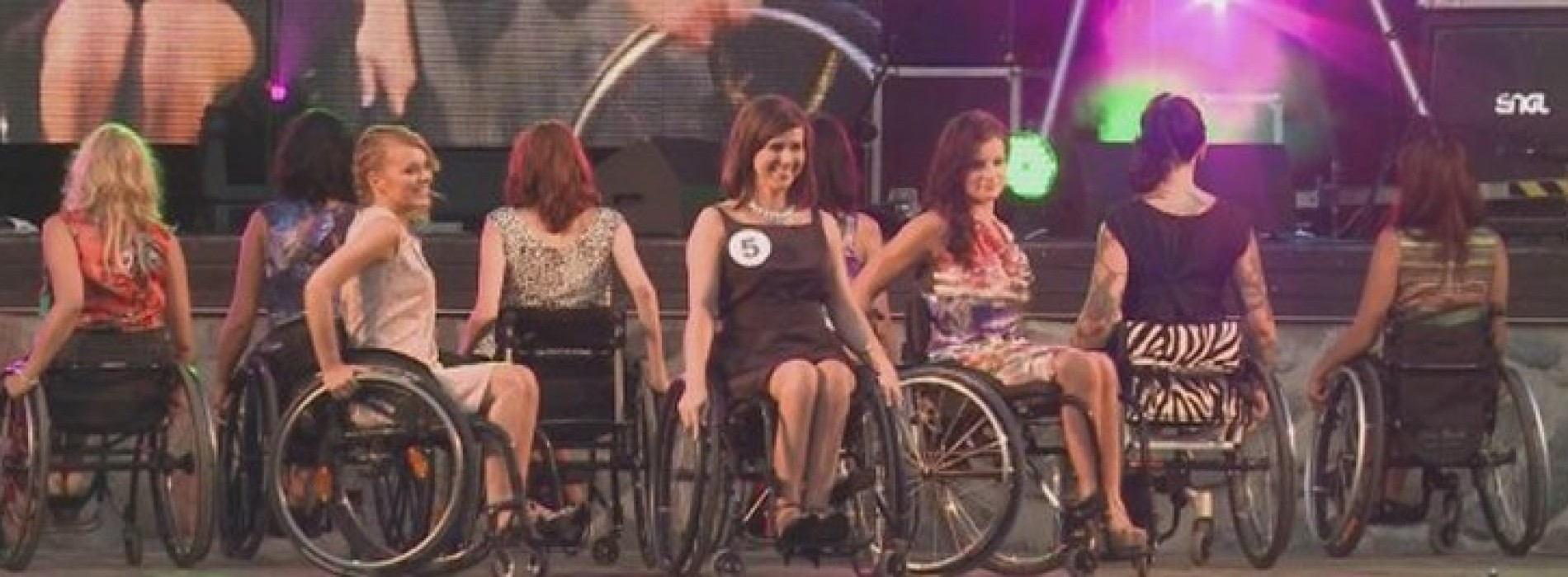 Disabled beauty pageants: why don't we hear about them?