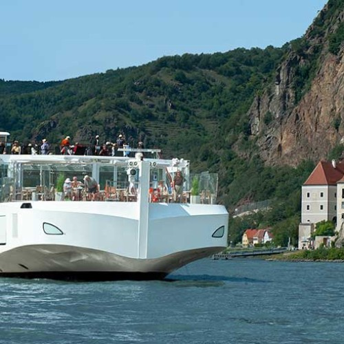 River cruise travel for wheelchair users
